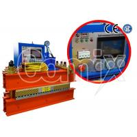 Buy cheap 54 Inch Steel Cord Conveyor Belt Hot Vulcanizing Press 200 PSI CE Certification from wholesalers