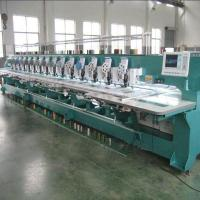 Quality TP615 Flat Sequin Chenille Mixed Embroidery Machine for sale