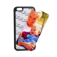 Buy cheap Sublimation Rubber Case for iPhone 6 from wholesalers