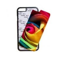 Buy cheap Sublimation Pc Case with Square Hole for iPhone 6 from wholesalers