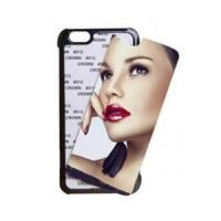 Buy cheap Sublimation Pc Case with Round Hole for iPhone 6 from wholesalers