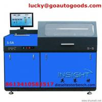 China Factory price Common Rail diesel Injector & Pump Test Bench S5A manfacture on sale