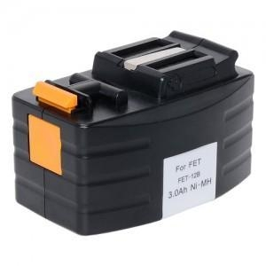 Buy power tool battery WP-FET-12B at wholesale prices