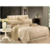 Quality Vine Bamboo Cotton Bed Sheet for sale