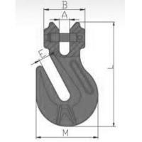 Quality ITALIAN CLEVIS SHORTENING HOOK for sale