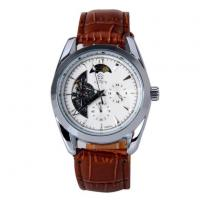 Quality Wholesale Automatic mechanical Stainless Steel Watch Sports Chronograph for sale