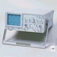 20MHz Dual Trace Oscilloscope (GOS-620) for sale