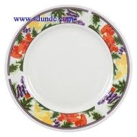 Quality Plate with Colorful Pattern for sale