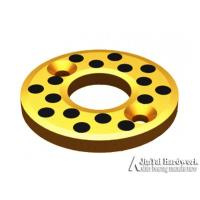 China cast thrust washer-bronze graphite on sale
