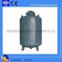 Quality F50000L vertical glass lined storage tank for chemical industry for sale