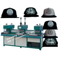 Quality Silicone Cap Logo Moulding Machine for sale