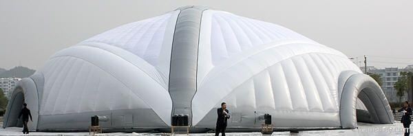 China 2015 custom inflatable dome tents for wedding party event