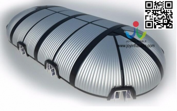 China Best Quality 20x40m Double Coated PVC Giant Inflatable Party Tent