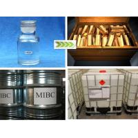Quality HOT SALE! chemical reagent Methyl Amyl Alcohol - MIBC for mining for sale