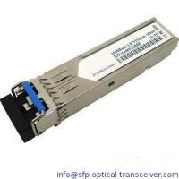 6.25G SFP 1310nm 2km single-mode Industrial temperature,4G LTE mibile networks for sale