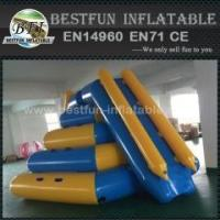 Quality Inflatable Water Climbing Slide Game for sale