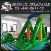Quality Aqua Inflatable Seesaw Swing Water Toys for sale