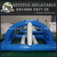 Quality Double reinforcement Inflatable floating bridge for sale