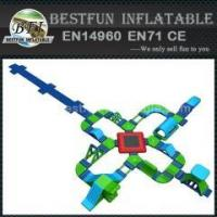 Quality Inflatable Floating Aqua Sport Park Construction for sale