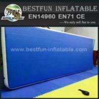 Buy cheap Cheerleading inflatable jumping air floor from wholesalers