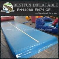 Buy cheap Air Boards Inflatable Gym Mattress from wholesalers