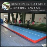 Buy cheap Outdoor Sports Exercise Equipment Inflatable Gym Mat from wholesalers