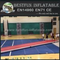 Buy cheap edition inflatable gym mat for training from wholesalers