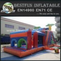 Buy cheap Obstacle Course Inflatable Party Rental from wholesalers