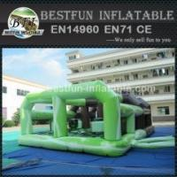Buy cheap Massive Inflatable Military Obstacle Course from wholesalers