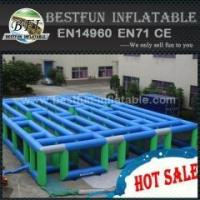 Buy cheap Inflatable obstacle course maze from wholesalers