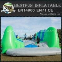 Buy cheap Insane Inflatable Jump Around Obstacle Course from wholesalers