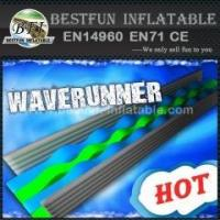 Buy cheap Inflatable obstacle course wave run games from wholesalers