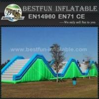 Buy cheap The Humps Inflatable Obstacle Course INSANE 5K from wholesalers