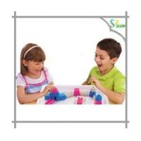 Quality DOD ink 2015 custom made Eco-friendly Colored play sand, sand toys, sand art for sale for sale