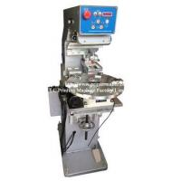 Quality Memory card High Precision Pad Printing Machine with Turntable for sale