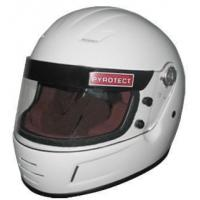 Quality Pyrotect Pro Airflow Youth Automotive SFI 24.1 Helmet White - Closeout for sale