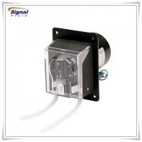 China G-1J+TH15 fixed speed AC synchronous motor peristaltic pump on sale