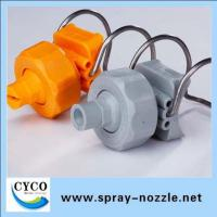 Quality Adjustable Clamp Hollow Cone Spray Nozzle for sale
