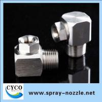 Quality Hollow cone nozzle with Male thread for sale
