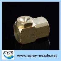 Quality AA Corner Hollow Cone Tapered Spray Nozzle for sale