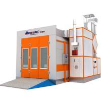 China Downdraft Spray Booth Spray Booth on sale