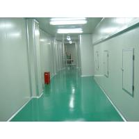 Quality Power distribution system Anti-static epoxy self leveling floor for sale