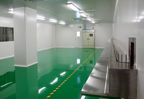 Buy Power distribution system Self leveling epoxy resin floor at wholesale prices