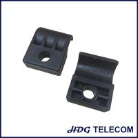 Quality Cable support blocks for mounting 1/2 cable, single hole type for sale