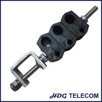 Quality 6 Way Telecom RF Feeder Cable Clamp in Cell Tower Accessories for sale