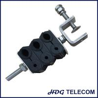 Quality fiber cable and power cable clamp for 10-11.5mm and 5mm cable for sale