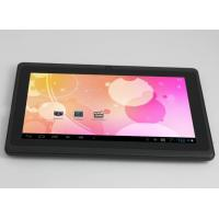 China 2013 best selling android 4.1 oem tablet 7 inch pc allwinner a13 Q88 on sale