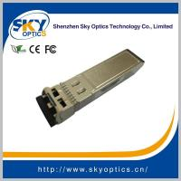 China 10g sfp+ lr 10Gb/s compatible sfp 1310nm 10km SMF transceiver 10gbase sfp factory for sale