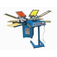 China SPM Series Manual Textile Screen Printing Machine on sale
