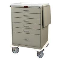 Classic Line Medication Cart for Multi-Dose Packaging with Key Lock #MD50-6K for sale